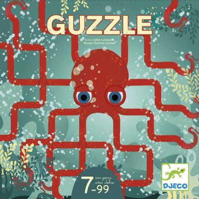 Jeu de tactique poulpe Guzzle  par Djeco