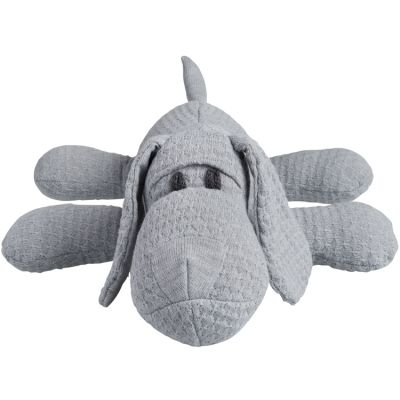 Peluche chien gris (40 cm)  par Baby's Only
