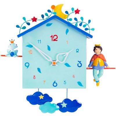 Horloge Alabonneheure Perceval  par L'oiseau bateau