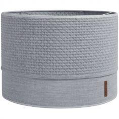 Abat-jour gris (30 cm)