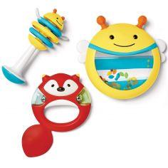 Set 3 instruments musique