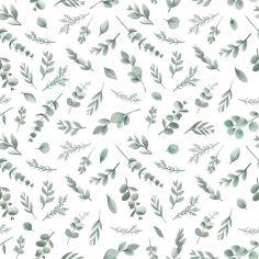 Papier peint intissé Greenery nature feuillages (10 m)
