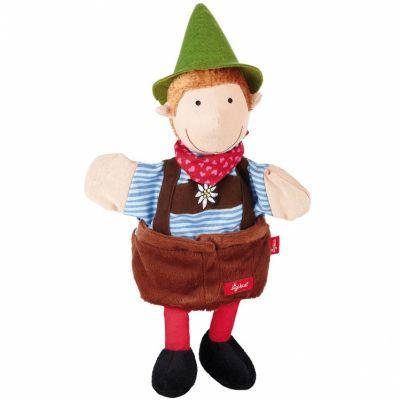 Marionnette à main Seppl My little Theatre (30 cm) Sigikid