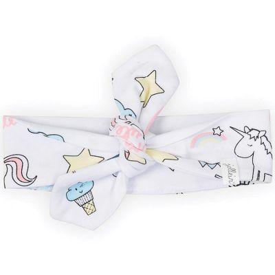 Bandeau bébé Unicorn Licorne  par Jollein