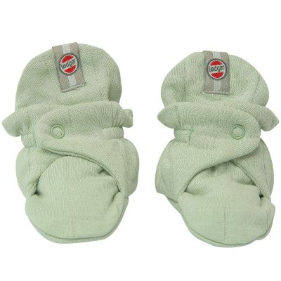 Chaussons verts (0-3 mois) Lodger