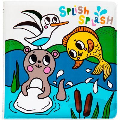 Livre de bain magique mer Splish Splash  par Petit Monkey