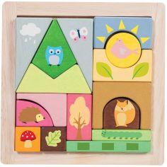 Puzzle Amis de la Forêt (16 pièces)