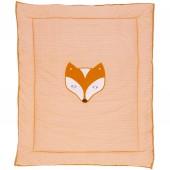 Tapis de jeu Fox and raven (100 x 80 cm) - Taftan