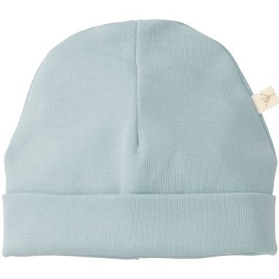 Bonnet de naissance bleu  par Fresk