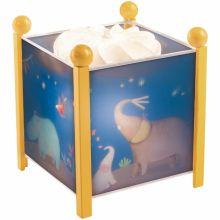 Lanterne magique Les Papoum  par Moulin Roty