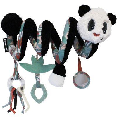 Spirale d'activités Rototos le panda  par Les Déglingos