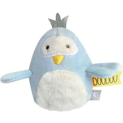 Doudou veilleuse oiseau choco menthe Doudou et Compagnie