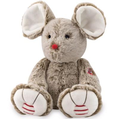 Peluche souris Rouge Kaloo beige (32 cm) Kaloo