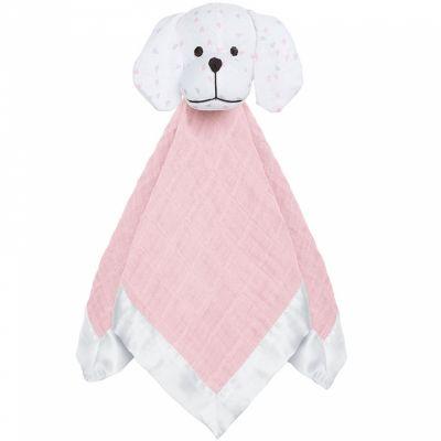 Doudou chien Lovey Coton Lovely Reverie aden + anais
