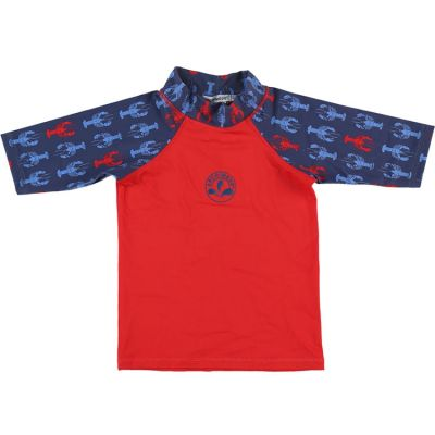 Tee-shirt anti-UV Bord de mer boy (18-24 mois)  par Archimède