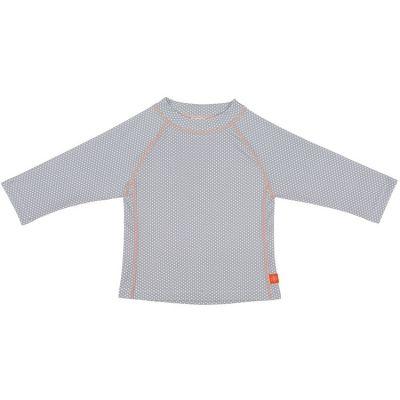 Tee-shirt de protection UV à manches longues Splash & Fun polka à pois gris (18 mois)  par Lässig