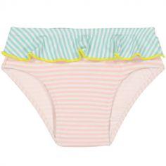 Maillot de bain culotte anti-UV Annette stripe (2-3 ans)