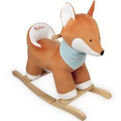 Jouet à bascule Paprika le renard