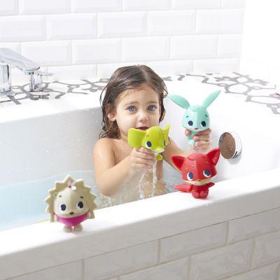 Jouets de bain arroseurs XL Friends (4 pièces)