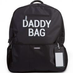 Sac à dos à langer papa Daddy Bag noir