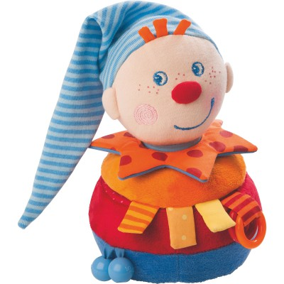 Peluche empilable Gugusse Gustave Haba