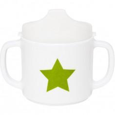 Tasse à bec Starlight olive