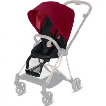 Assise pour poussette Mios True Red  par Cybex