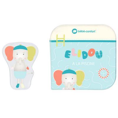 Livre de bain Élidou l'éléphant  par Bébé Confort