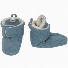 Chaussons bleus Botanimal (6-12 mois)