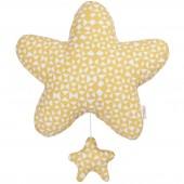 Coussin musical étoile Diabolo - Trixie