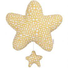 Coussin musical étoile Diabolo  par Trixie
