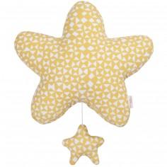 Coussin musical étoile Diabolo