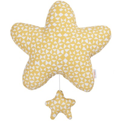 Coussin musical étoile Diabolo Trixie
