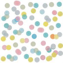 Confettis multicolores pastel  par My Little Day