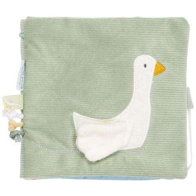 Livre bébé d'activités Little Goose Little Dutch