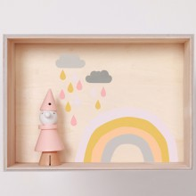 Mini stickers Arc-en-ciel  par Love Maé