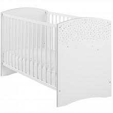 Lit bébé à barreaux Zoé (60 x 120 cm)  par Galipette