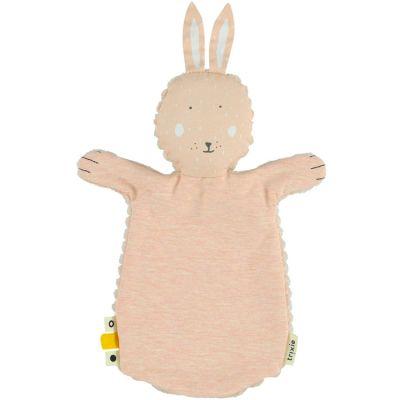 Marionnette à main lapin Mrs. Rabbit  par Trixie