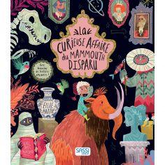 Livre La curieuse affaire du mammouth disparu