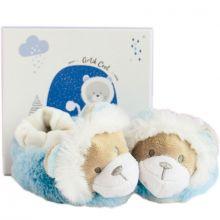 Chaussons Artik Cool Lion (0-6 mois)  par Doudou et Compagnie