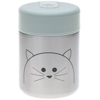 Thermos alimentaire chat Little Chums (315 ml)  par Lässig