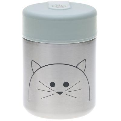 Thermos alimentaire chat Little Chums (315 ml)  par Lässig