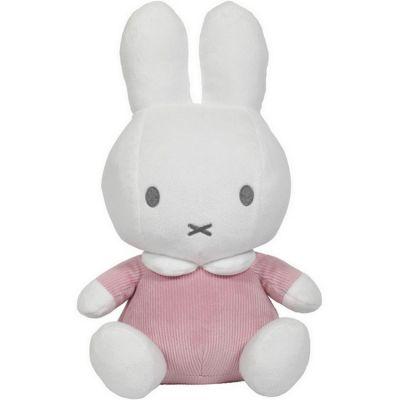 Peluche géante lapin Miffy rose velours (60 cm)  par Pioupiou et Merveilles