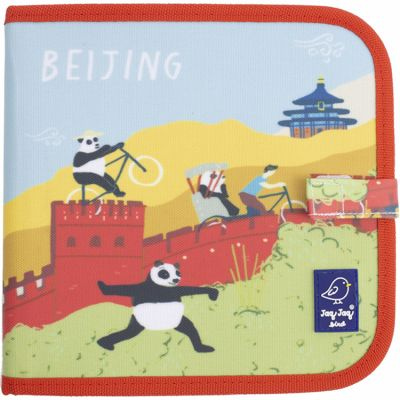 Livre à dessiner Beijing Cities of Wonder  par Jaq Jaq Bird