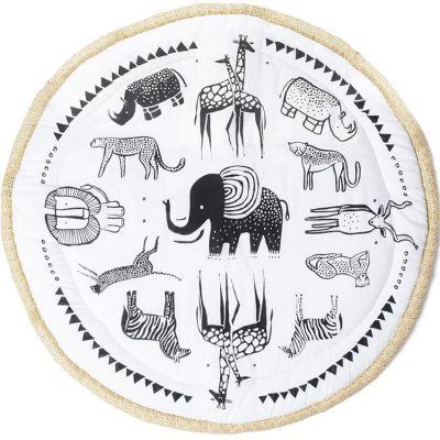 Tapis de jeu Safari (102 cm)  par Wee Gallery