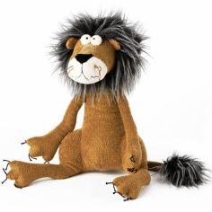 Peluche lion Metusa Leo (33 cm)