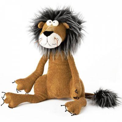 Peluche lion Metusa Leo (33 cm) Sigikid