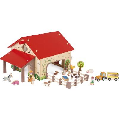 Ferme Happy farm  par Janod