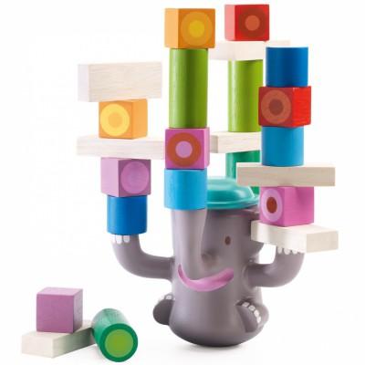 Elephant Bigboum  par Djeco