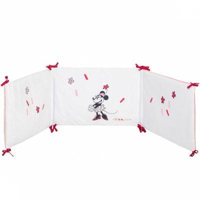 Tour de lit Minnie Love (pour lits 60 x 120 ou 70 x 140 cm)  par Babycalin